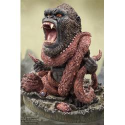 Kong La Isla Calavera Estatua Deform Real Series Soft Vinyl Kong 2.0 (Octopus) 16 cm