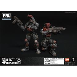 Acid Rain FAV Action Figure 1/18 Ajax Hoplitai