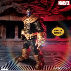 Marvel Universe Light-Up Action Figure 1/12 Thanos 21 cm