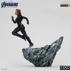 Avengers: Endgame BDS Art Scale Statue 1/10 Black Widow 21 cm