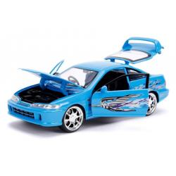 Fast & Furious 8 Diecast Model 1/24 Mia\'s 1995 Honda Integra Type R