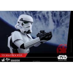 Star Wars Rogue One Figura Movie Masterpiece 1/6 Stormtrooper 30 cm