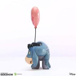 Disney Statue Eeyore with a Heart Balloon (Winnie the Pooh) 20 cm