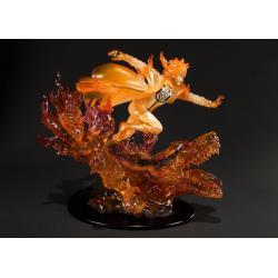 Naruto Shippuden FiguartsZERO PVC Statue Minato Namikaze (Kurama) Kizuna Relation 22 cm