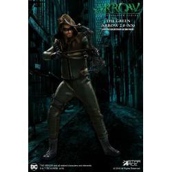 Arrow Figura Real Master Series 1/8 Green Arrow 2.0 Normal Version 23 cm