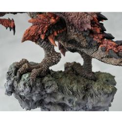 Monster Hunter Estatua PVC CFB Creators Model Rathalos Resell Version 21 cm