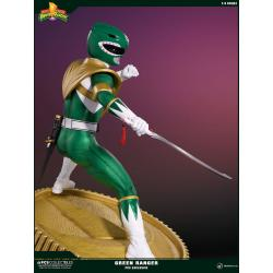 Power Rangers Estatua 1/4 Green Ranger PCS Exclusive 58 cm