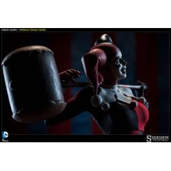 EXCLUSIVE Harley Quinn Premium Format™ Figure by Sideshow Collectibles Batman Ex