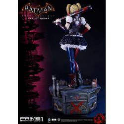 Batman Arkham Knight Estatua 1/3 Harley Quinn 73 cm