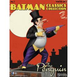 BATMAN PENGUIN MAQUETTE
