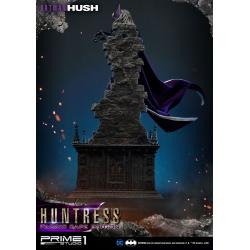 Batman Hush Estatua 1/3 Huntress Fabric Cape Edition 82 cm