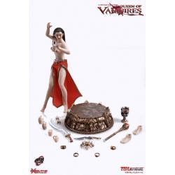 Reina de los vampiros  Figura 1/12 Arkhalla 15 cm