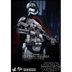 Star Wars The Force Awakens: Captain Phasma Sixth scale Figure