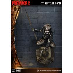 Predator 2 3D Wall Art City Hunter Predator 79 cm