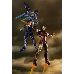 Avengers: Endgame S.H. Figuarts Action Figure Iron Man Mk 85 (Final Battle) 16 cm
