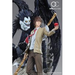 Death Note LIGHT & RYUK DIORAMA 1/6TH SCALE DIORAMA