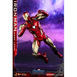Iron Man Mark LXXXV Sixth Scale Figure by Hot Toys DIECAST - Avengers: Endgame - Movie Masterpiece Series