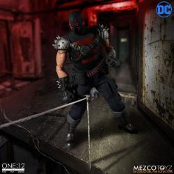 DC Comics Action Figure 1/12 KGBeast 17 cm