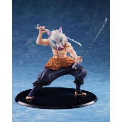 Demon Slayer: Kimetsu no Yaiba Estatua 1/8 Inosuke Hashibira 20 cm