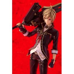 God Eater 2 Rage Burst Estatua PVC 1/8 Julius Visconti 22 cm