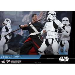 Chirrut Imwe Deluxe Version Sixth Scale Figure by Hot Toys Rogue One: A Star Wars Story - Movie Masterpiece Series