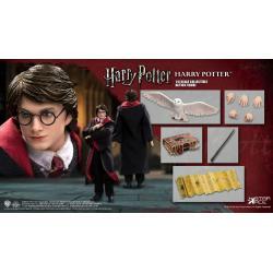 Harry Potter Figura Real Master Series 1/8 Harry Potter 2.0 Uniform Ver. 23 cm