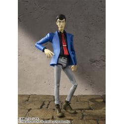LUPIN THE THIRD FIGURA 15 CM LUPIN THE THIRD SH FIGUARTS