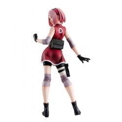 Naruto Gals PVC Statue Sakura Haruno Ver. 2 21 cm