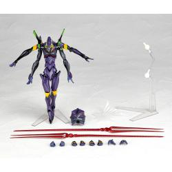 Evangelion Figura Revoltech EV-007S EVA Unit 13 New Packaging Ver. 14 cm