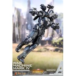 War Machine Mark IV Sixth Scale Figure by Hot Toys DIECAST - Avengers: Infinity War - Movie Masterpiece Series