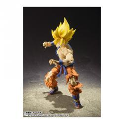 SUPER SAIYAN SON GOKU SUPER WARRIOR AWAKENING FIGURA 16 CM DRAGON BALL Z SH FIGUARTS