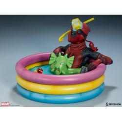 Marvel: Kidpool Premium Statue