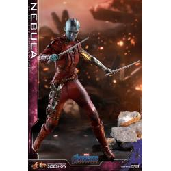 Nebula Sixth Scale Figure by Hot Toys Avengers: Endgame - Movie Masterpiece Series