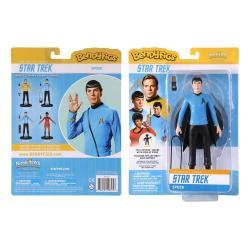 Star Trek Figura Maleable Bendyfigs Spock 19 cm