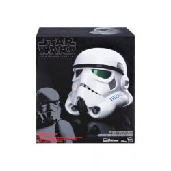 Star Wars Rogue One Black Series Casco Electrónico Imperial Stormtrooper