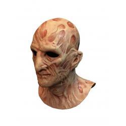 Pesadilla en Elm Street 2: La venganza de Freddy Máscara de látex Deluxe Freddy Krueger
