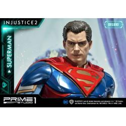 Injustice 2 Estatua Superman Deluxe Version 74 cm