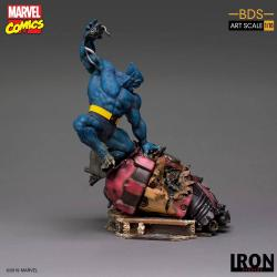 Marvel Comics Estatua 1/10 BDS Art Scale Beast 27 cm