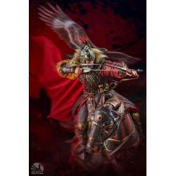 Three Kingdoms: Five Tiger Generals Series Statue Huang Zhong 78 cm