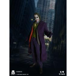 Heath Ledger as Joker 1/4 Figure by Mom Toys Batman The Dark Knight