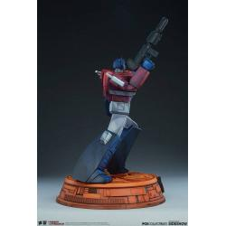Transformers Museum Scale Statue Optimus Prime - G1 71 cm