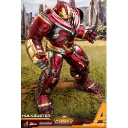 Hulkbuster Sixth Scale Figure by Hot Toys Avengers: Infinity War - Power Pose Series