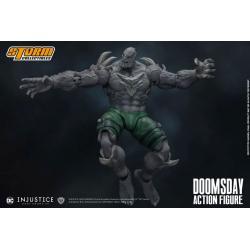 Injustice: Gods Among Us Figura 1/12 Doomsday 26 cm