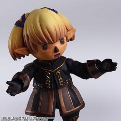 Final Fantasy XI Figuras Bring Arts Shantotto & Chocobo 8 - 18 cm