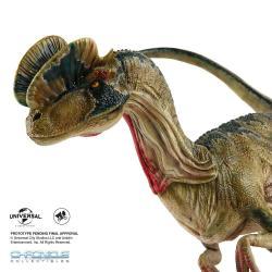 Jurassic Park Statue 1/4 Dilophosaurus 41 cm