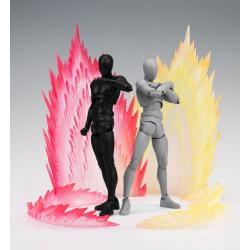 Tamashii Effect Action Figure Accessory Energy Aura Red Ver.