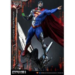 DC Comics Statue 1/3 Cyborg Superman 93 cm