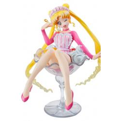 Sailor Moon Estatua Sweeties Usagi Tsukino (Sailor Moon) Fruit Shop Ver. 16 cm