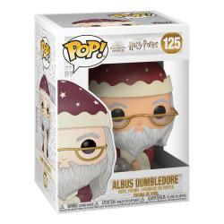 Harry Potter Figura POP! Vinyl Holiday Albus Dumbledore 9 cm