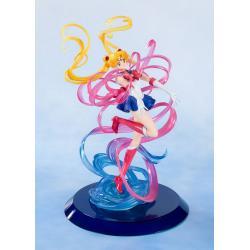 Sailor Moon Estatua PVC FiguartsZERO Chouette Sailor Moon Tamashii Web Exclusive 25 cm